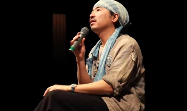 ピースボート presents 高橋歩トークライブ - YouTube