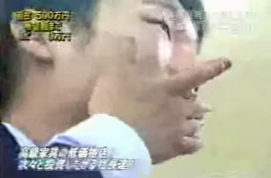 マネーの虎 虎が志願者を取り合った神回!!手作り家具(フルver) - YouTube (9)