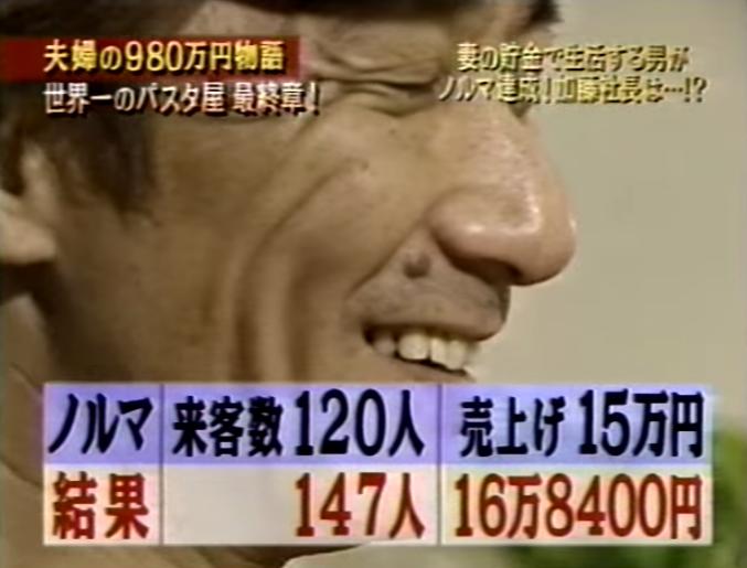 世界一のパスタ屋 開業物語 マネーの虎 - YouTube (7)