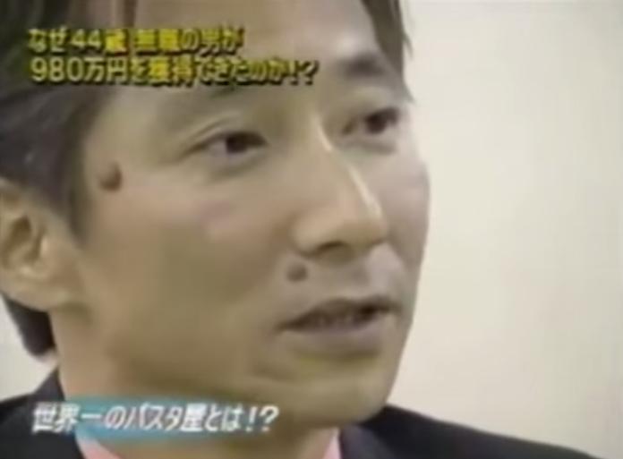 世界一のパスタとピザの店を作る男 マネーの虎 - YouTube (2)
