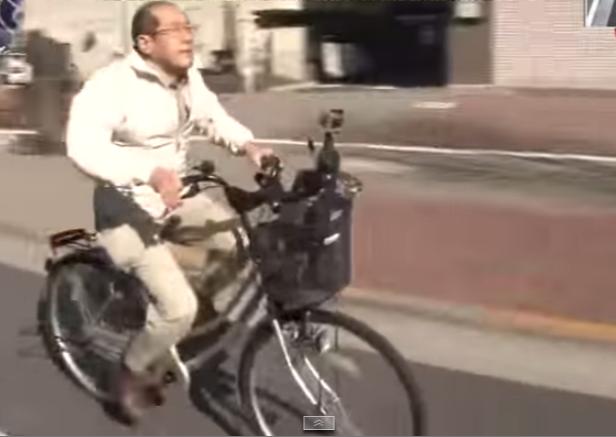 桐谷さん vs 弱虫ペダル 月曜から夜更かし - YouTube